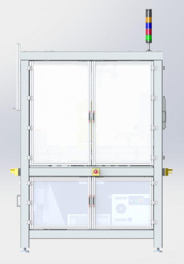 Stroj za električno mjerenje i klasifikaciju proizvoda – kompaktna verzija_4